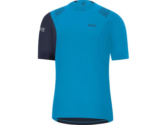 GORE WEAR R7 Koszulka Mężczyźni, dynamic cyan/orbit blue
